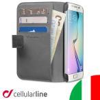 Galaxy S5 S6 edge エッジ ケース 手帳カバー 手帳型  ギャラクシー スマホ スマホケース SC-04F SCL23 SC-05G SC-04G SCV31 404SC Cellularline セルラーライン
