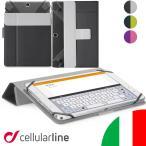 タブレットケース スタンド タブレットカバー タブレット ケース カバー 8インチ 7インチ ブランド セルラーライン Cellularline CLICK CASE
