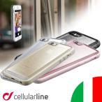 iPhone6s iPhone6 iPhone SE iPhone5s iPhone7 ケース カバー ブランド キラキラ 自撮り キラキラアイフォンケース セルラーライン Cellularline SELFIE CASE