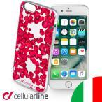 iPhone7 SE ケース iPhone5s iPhone5 アイフォン5s アイフォンse アイフォンケース ブランド カバー 耐衝撃 ローズ 花 セルラーライン Cellularline STYLE CASES