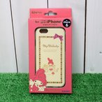 サンリオ マイメロディ iPhone6専用ジュエリーカバー (スケッチ)iP6-MM05