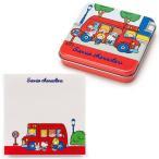 サンリオ キャラクターズ 缶入りメモ (70'sバス)669822-3