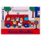 サンリオ キャラクターズ クリアファイル (70'sバス)670391-6