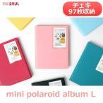 2NUL チェキアルバム mini polaroid album L ※DM便配送2冊まで可