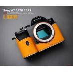 LIM'S/リムズ ソニーα7/α7R/α7S用本革カメラケース Italian MINERVA Genuine Leather Half Case