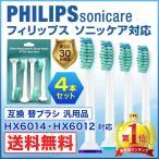 ソニッケアー 替えブラシ 互換ブラシ ブラシ イージークリーン 互換 電動歯ブラシ HX6024 プロリザルツ
