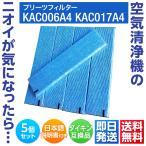 ダイキン 交換用フィルター 空気清浄機用フィルター 交換用プリーツフィルター 集塵プリーツフィルター KAC017A4 KAC006A4 互換品