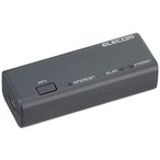 エレコム WiFiルーター 無線LAN ポータブル 300Mbps ACアダプタ付属 WRH-300BK3