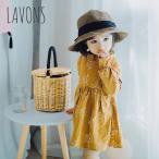 花柄 ワンピース キッズ シャツ ドレス 子供服 おしゃれ かわいい