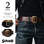 Schott ショット パーフェクトレザーベルト 3119004
