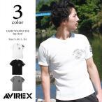 AVIREX アビレックス U.S.M.C プリントTシャツ 6173347