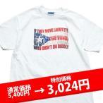 LAFAYETTEラファイエットTシャツ BIG PUN FLAG TEE WHITE