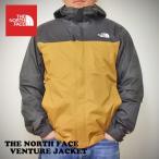 ショッピングNORTH THE NORTH FACE VENTURE JACKET (USA限定モデル)ザノースフェイス ベンチャージャケット DIJON BN / URBNAVY