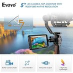 Eyoyo A5 5インチ フィールドモニター デジタル一眼レ
