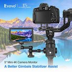 Eyoyo E5 5インチ フィールドモニター デジタル一眼レ