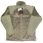米軍 ECWCS Gen3 Level3 ポーラテック サーマルプロ フリースジャケット薄茶 タン