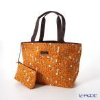 ジムトンプソン トート(L) PCB6449A ゾウロング オレンジ