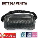 ボッテガヴェネタ BOTTEGA VENETA バッグ メンズ ボディバッグ ウエストバッグ ネロブラック 361013 VQ121 1000 NERO ブランド