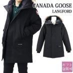 カナダグース CANADA GOOSE メンズ ダウン ラングフォード パーカー 2062M LANGFORD PARKA BLACK 61 ブラック 黒