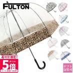 フルトン FULTON 傘 レディース 雨傘 長傘 バードゲージ BirdCage2 Fulton Umbrella かさ 鳥かご ビニール傘 L042 ブランド