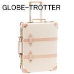 グローブ・トロッター GLOBE-TROTTER キャリー  スーツ 旅行かばん SAFARI 20 トロリーケース サファリ アイボリー GTSAFIN20TC IVORY/NATURAL ブランド