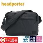 ヘッドポーター バッグ ショルダーバッグ ブラックビューティー BLACK BEAUTY SHOULDER BAG (M) ブラック 黒 HP-3130 新品 新作