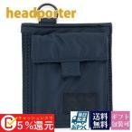 ヘッドポーター HEAD PORTER 財布 二つ折り財布 メンズ MASTER NAVY WALLET (S) HP-2846