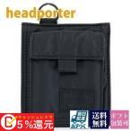 ヘッドポーター HEAD PORTER 財布 二つ折り財布 メンズ BLACK BEAUTY ブラックビューティー WALLET (S) HP-3186