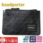 ヘッドポーター HEADPORTER コインケース 小銭入れ ZIP COIN CASE ZIGGY ジギー ブラック HP-4834