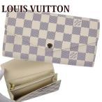 ショッピングルイ・ヴィトン ルイヴィトン 財布 長財布 メンズ レディース ポルトフォイユ・サラ ダミエ・アズール N63208(旧品番N61735) 新品 新作