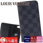ルイヴィトン LOUIS VUITTON IPHONE7・フォリオ iphone7ケース スマホケース ダミエ・グラフィット N61067