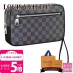 ショッピングVUITTON ルイヴィトン LOUIS VUITTON バッグ メンズ セカンドバッグ ポシェット・カサイ ダミエ・グラフィット N41664