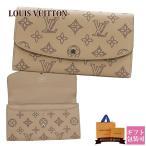 ルイヴィトン 財布 レディース 長財布 二つ折り ポルトフォイユ・イリス M60144 LOUIS VUITTON 新品