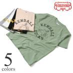 ダブルワークス Tシャツ 33005 プリント 半袖 DUBBLEWORKS KENDALL