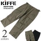 セール70%OFF キッフェ KIFFE 6ポケットクォーターパンツ カーゴショーツ ショートパンツ 11SB-022HB