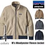 パタゴニア Patagonia ウーリエステルフリースジャケット メンズ M's Woolyester Fleece Jacket 26935 国内正規品