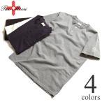 トゥームーン Two Moon ヘンリーネック Tシャツ 24223