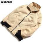 セール20%OFF ワーカーズ スライバーフリースジャケット WORKERS Sliver Fleece Jacket