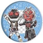 【フォーゼ&ウィザード】 缶バッジ 平成仮面ライダー20作品記念 01 グラフアートデザイン
