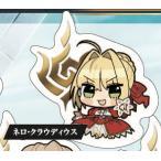 【セイバー/ネロ・クラウディウス】 Fate/EXTELLA ダイカットボードバッジ (ネロ・クラウディウス陣営Ver.)