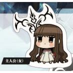 【主人公(女)】 Fate/EXTELLA ダイカットボードバッジ (玉藻の前陣営Ver.)