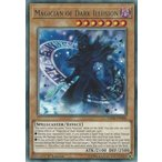 遊戯王 LED6-EN006 マジシャン・オブ・ブラック・イリュージョン Magician of Dark Illusion (英語版 1st Edition レア) Legendary Duelists: Magical Hero