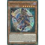 遊戯王 LED6-EN007 幻想の見習い魔導師 Apprentice Illusion Magician (英語版 1st Edition スーパーレア) Legendary Duelists: Magical Hero