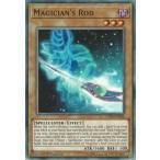 遊戯王 LED6-EN008 マジシャンズ・ロッド Magician's Rod (英語版 1st Edition ノーマル) Legendary Duelists: Magical Hero