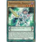 遊戯王 LED6-EN053 調弦の魔術師 Harmonizing Magician (英語版 1st Edition ノーマル) Legendary Duelists: Magical Hero