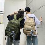 キャンバスリュック プレゼント 鞄 可愛い 大容量 リュック メンズバッグ 韓国風 カジュアル 女の子 男女兼用 通勤 レディース マザーズ 通学 リュックサック