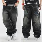 体型カバー デニムパンツ 上質 カジュアル 安い メンズファッション 人気 ボトムス 激安 Gパン  パンツ ジーンズ 大きいサイズ おしゃれ トップス 就活メンズ