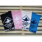 【SURF-N-SEA】サーフアンドシー/ワンカラーサーファークロッシングTシャツ【メール便対応可能】