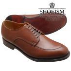 SHOEISM シューイズム 112 Vチップ スプリットトゥ ブラウン メンズ ビジネスシューズ 本革 革靴