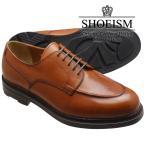 SHOEISM シューイズム 1601 Uチップ ブラウン メンズ ビジネスシューズ 本革 革靴